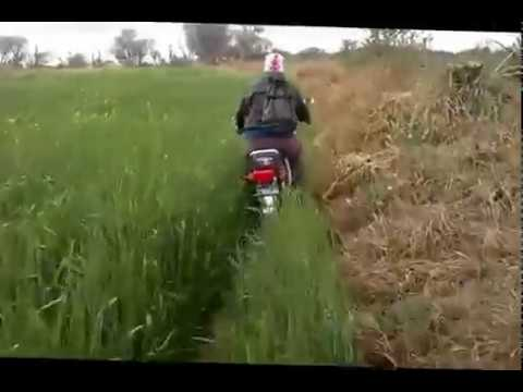 an off road tour to a village near Islamabad Kahuta