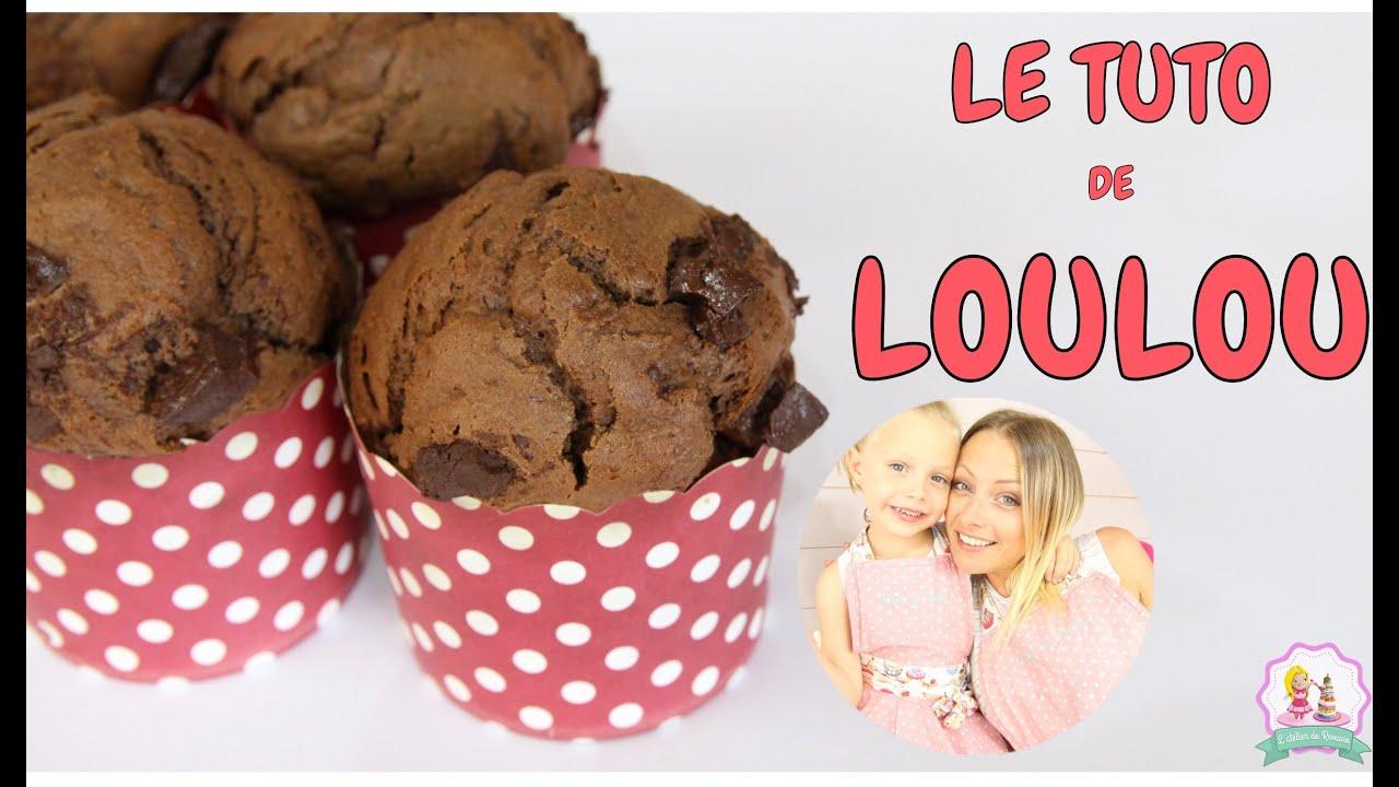 Recette Muffins Au Chocolat Facile Et Rapide Youtube
