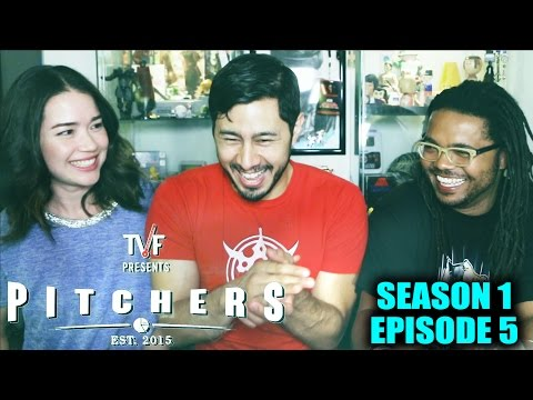 TVF PITCHERS EPISODE 5 Reaction by Jaby, Achara & Chuck!