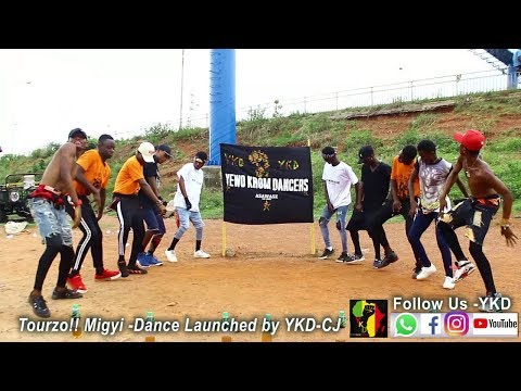 Shatta Wale Storm Energy Drink Dance Video By YKD Family {Yewo Krom Dancers} 2