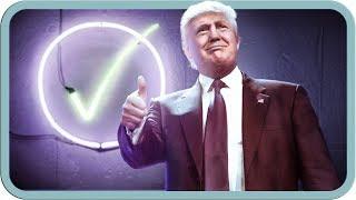 Wo Donald Trump Recht hat