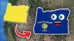Oregon/Oregon Geography/Oregon State