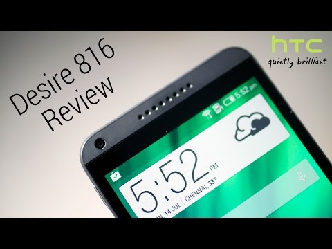 HTC Desire 816 Review!