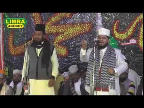 Shadab Paikar Part 1  Iqbal Danish jais 11  Rabi ul Awwal 2016 HD INDIA नई नाते पाक
