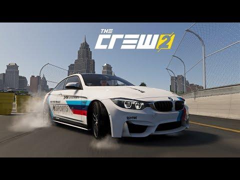 The Crew 2   #6 BMW M4 Carreras Callejeras    Street Racing   Street Race
