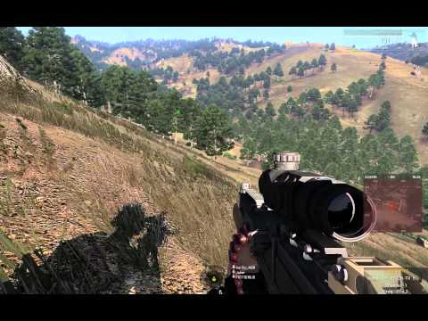 """ArmA3 CoOp - R34P3R's """"Till The End"""" Gameplay"""