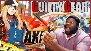 New Guilty Gear Axl Trailer Reaction - Why Are You So Grimey!