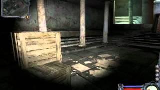 Сталкер. Чистое небо. Секретная комната в Лиманске(, 2012-06-22T19:40:51.000Z)