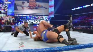 WWE Superstars: Chris Masters vs. Jack Swagger
