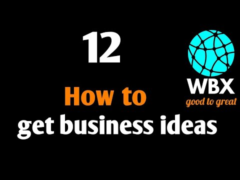 How to get business ideas | how to start a startup in hindi | startup ideas