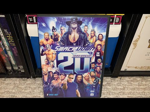 WWE Smackdown 20th Anniversary DVD Review