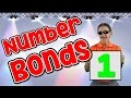 I Know My Number Bonds 1 | Number Bonds to 1 | Addition Song for Kids | Jack Hartmann