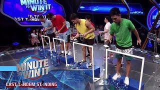 Golf In One | Minute To Win It - Last Tandem Standing