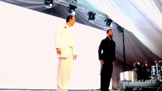 Misiek Koterski tańczy z Maserakiem - Taniec z Gwiazdami 2014