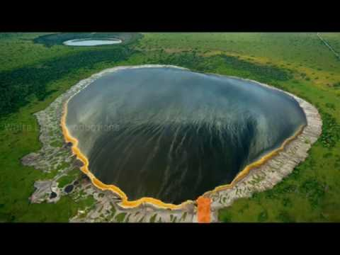 Top 10 Beautiful Lakes on Earth (HD) I Breath Taking Crater Lakes on Earth