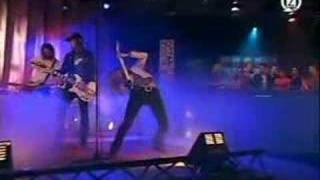 The Hellacopters - Everything's On TV (Live on ZTV Lobby) thumbnail
