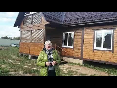 Отзыв о доме из бруса под усадку из Костромы - ЭкоХат