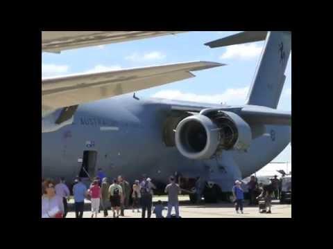 Various scenes Australian International Airshow 2015