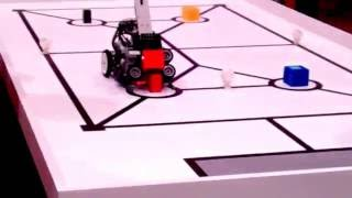 World Robot Olympiad,Malaysia - OMAN Team (Ajin, Siddharth, Rishab)