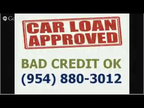 No credit car title loan Pembroke Pines 33026 - CALL 954-880-3012