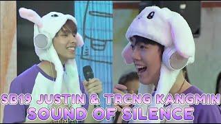 SB19 Justin Plays Sound Of Silence With TRCNG Kangmin [Aja Aja Tayo S2] [EP-8]