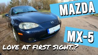 Mazda MX-5 (2001)   Love from the first sight?    #33