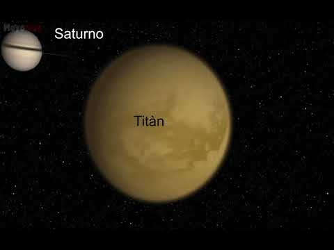 El mar más grande de Titán podría tener más de 300 metros de profundidad