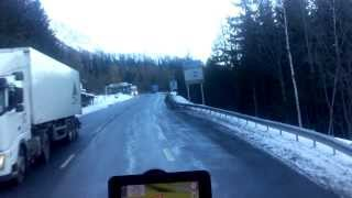 wjazd na Mount Blanc