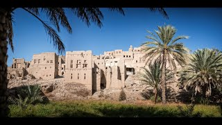 Birkat Al Mouz is an ancient abandoned village Located off the old Muscat-Nizwa road.