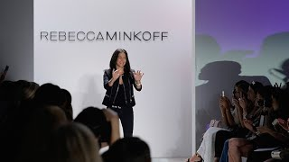 Inside Rebecca Minkoff's Revolutionary Approach to New York Fashion Week