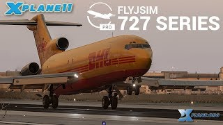 FlyJsim 727 Series Professional V3 for X-plane 11