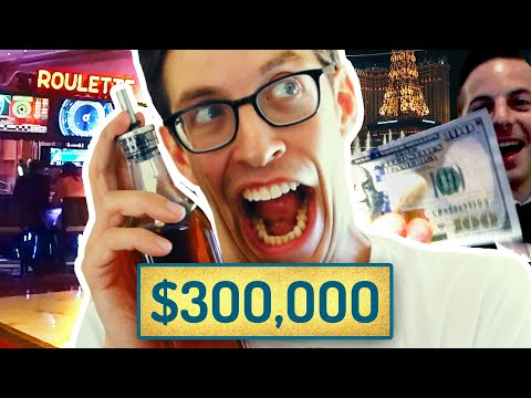 Thumbnail: The Try Guys Throw A $300,000 Bachelor Party