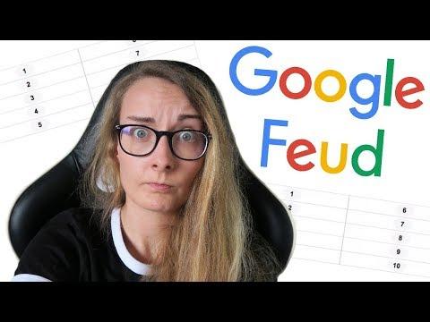 I HATE THE INTERNET - Google Feud   Episode 1