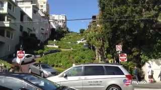 Lombard Street (Russian Hill) a San Francisco: visitare e vivere Frisco