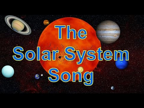 The Solar System Song | Silly School Songs