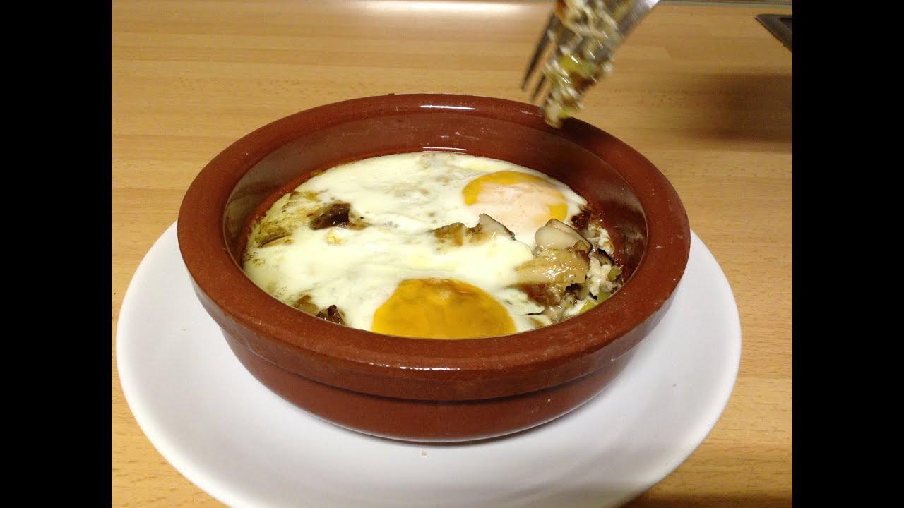 Cazuelita de llanegas con huevo al horno recetas - Recetas de bogavante al horno ...