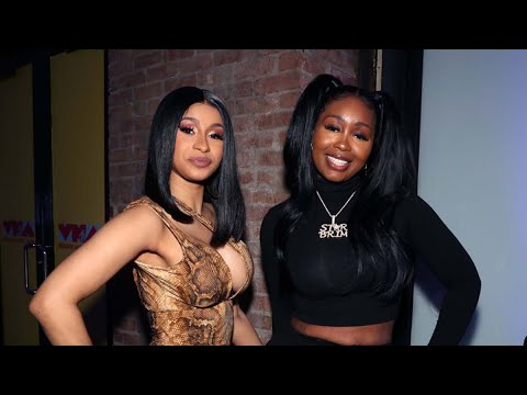 Cardi B's BFF Star Brim Charged With Slashing Someone In 59 ...