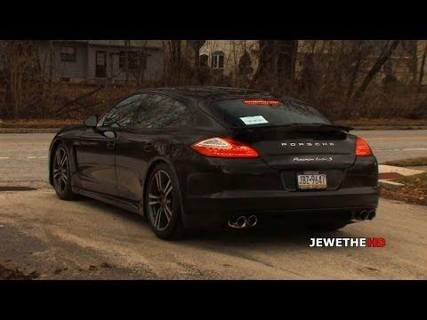 Porsche Panamera Turbo S w/ Maxflo Exhaust Package! LOUD Sounds! (1080p Full HD)