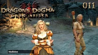 Dragons Dogma: Dark Arisen[PC][#011] Madeleine braucht hilfe  [Lets Play] [Facecam] [GER]