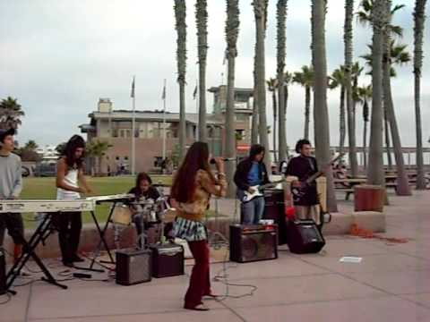 DEJAH ROOTS @ FARMERS MARKET fridays IN IMPERIAL BEACH, CA