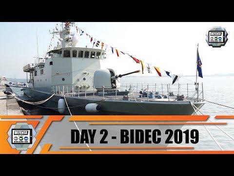 BIDEC 2019 Bahrain International Defense Exhibition Warships static display navy US UK Pakistan