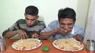 competitive eating challenge