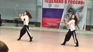 Сделано в России 2013 Модерн дуэт Полевская Вика Шмакова Влада   2 место