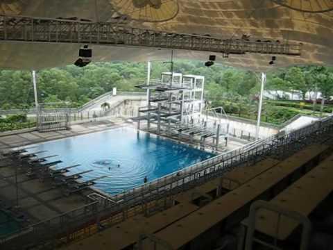 National Aquatic Centre, Bukit Jalil