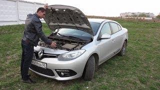 Честный Тест-Драйв Renault Fluence 2014 1.6 л 114л/с Вариатор