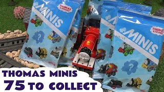 Thomas and Friends Minis Blind Bag Opening Play Doh Diggin Rigs Thomas Y Sus Amigos Tomac Tomaz