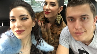 Celebrity Drive - Loubo Siois will be watching The Veronicas concert from his balcony