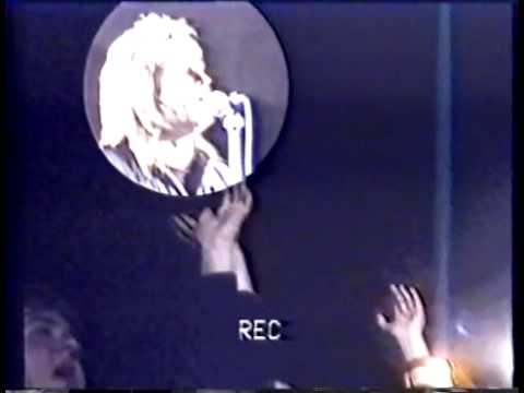mike peters - unsafe building / blaze of glory - live - 1994