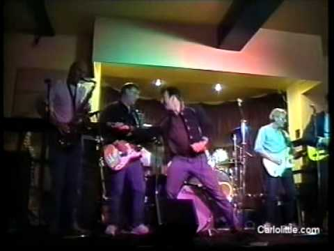 Carlo Little - The Rising Sun pub, Greenford - Part 5 - Graham Fenton