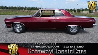 1964 Chevrolet Chevelle #938 Tampa Showroom